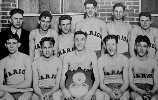 1926 GIANTS BASKETBALL